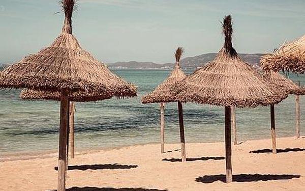 Cook´s Club Palma Beach, Mallorca, letecky, snídaně v ceně2