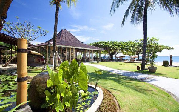 Hotel Keraton Jimbaran Resort & Spa, Bali, letecky, snídaně v ceně2