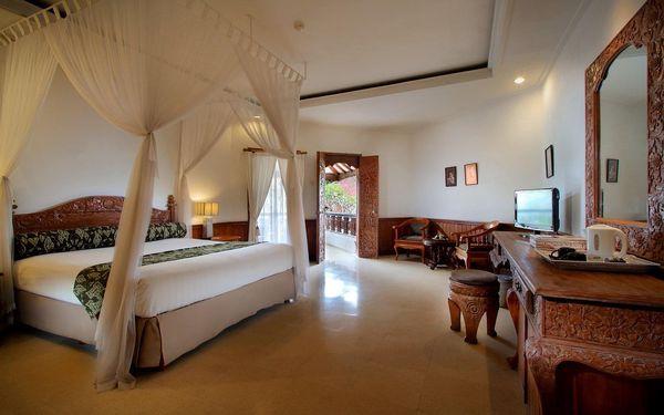 Hotel Keraton Jimbaran Resort & Spa, Bali, letecky, snídaně v ceně3