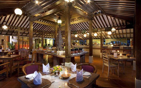 Hotel Keraton Jimbaran Resort & Spa, Bali, letecky, snídaně v ceně4