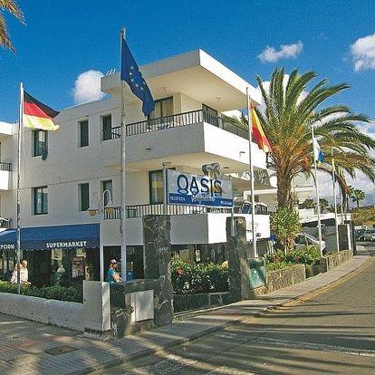 Španělsko - Gran Canaria letecky na 9 dnů