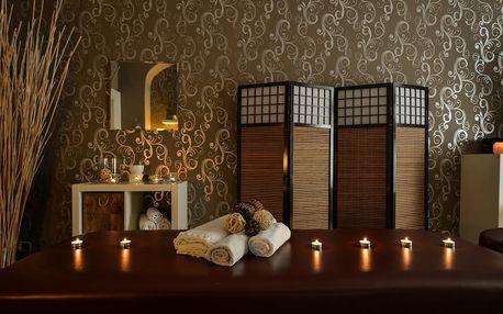 Výběr ze 2 druhů relaxačních masáží na 30 minut v Brně