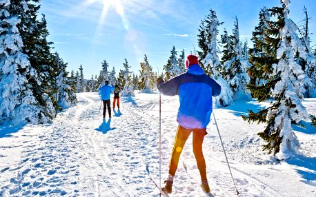 Konec zimy za skvělé ceny v Krkonoších s polopenzí a wellness