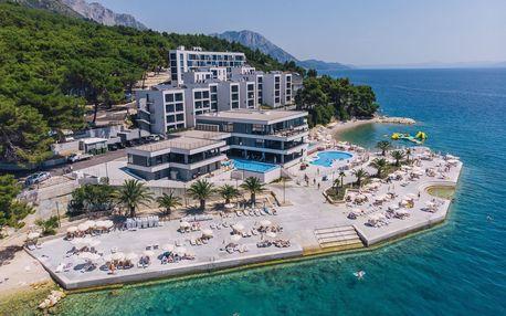 Chorvatsko, Podaca   Hotel Morenia***   Dítě do 7 let zdarma   All inclusive   Bazény, Fitness