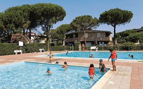 Itálie - Bibione na 8 dnů