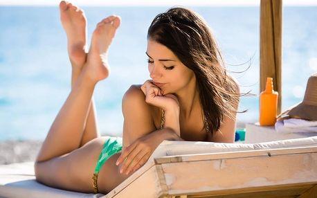 Získejte znovu letní bronz: permanentka do solária