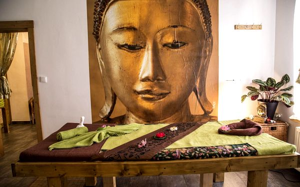Thajská reflexní masáž Nuat Tao, 60 minut4