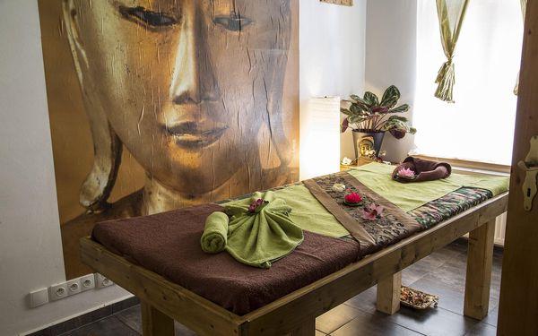 Thajská reflexní masáž Nuat Tao, 60 minut5