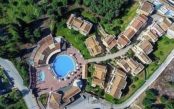 Olympion Village, Korfu, letecky, polopenze5