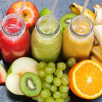 Na zdraví: dva lahodné ovocné nápoje