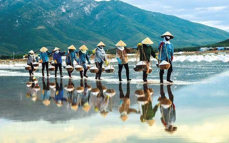 Kambodža letecky na 14 dnů