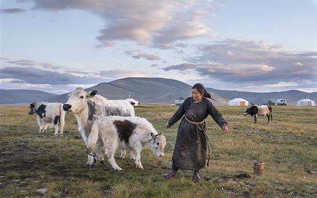Mongolsko zemědělské, Asie