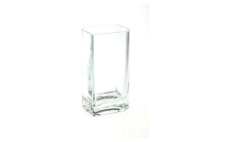 Altom Skleněná váza Tori, 20 cm