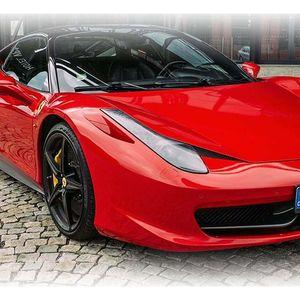 Rychlostí blesku: Jízda ve Ferrari 458 Italia