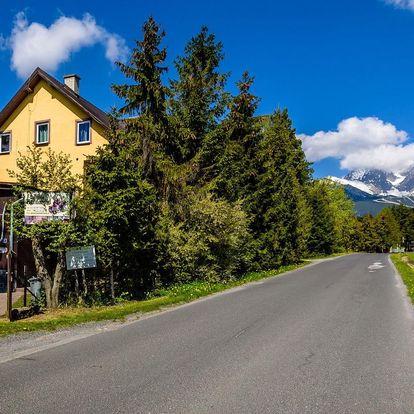 Hurá do hor: 3-8 denní pobyt ve Vysokých Tatrách