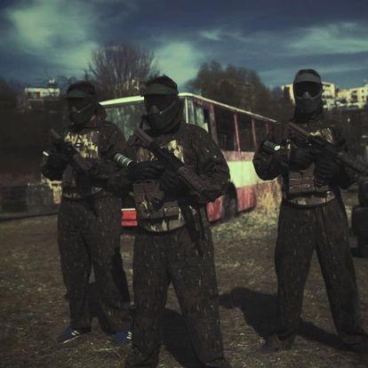 MagFed paintball – simulace vojenského konfliktu na 24000 m² velkém hřišti v Praze