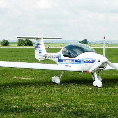 Pilotem na zkoušku: Vzhůru do oblak s Zephyr 2000