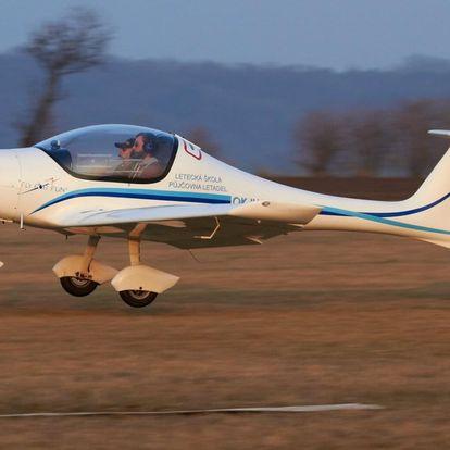 Pilotem na zkoušku: Vzhůru do oblak