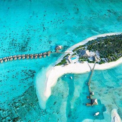 Maledivy letecky na 10-13 dnů