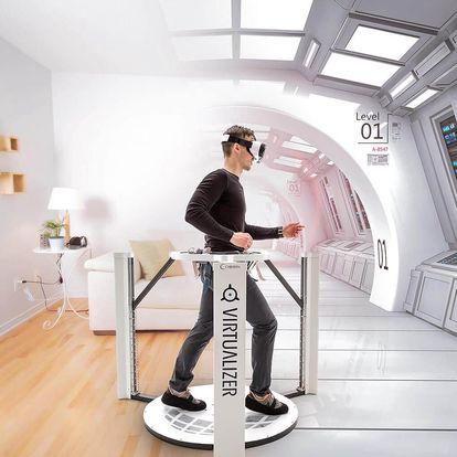 Virtualizér: Nová dimenze virtuální reality