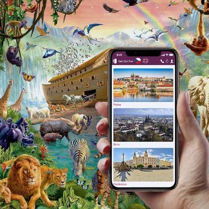Venkovní úniková hra: Noemova archa