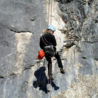 Dvoudenní lezecký kurz na Labských pískovcích
