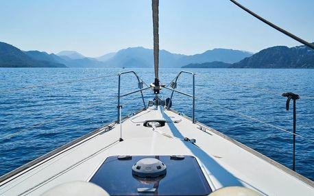 Luxusní víkend na jachtě pro 2 osoby