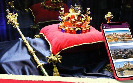 Pražské památky – Záhada korunovačních klenotů