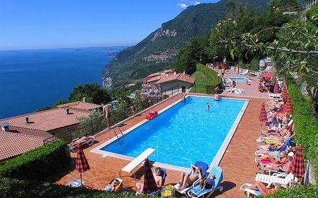 Itálie - Lago di Garda na 6-8 dnů, polopenze