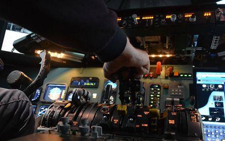 Zalétejte si na leteckém simulátoru Messerschmitt