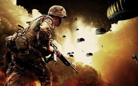 Akční den pro army fanoušky