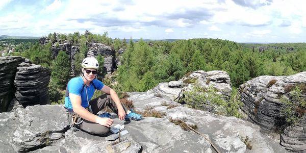 Celodenní lezecký kurz