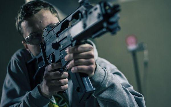 Airsoft - Taktická střelnice (Fun arena) 1 hodina3