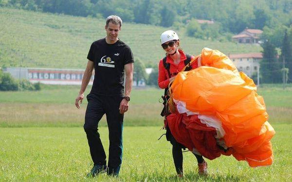 Tandemový paragliding v Beskydech3