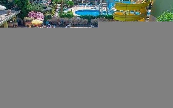 Sunstar Beach, Turecká riviera, letecky, all inclusive5