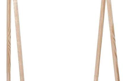 Atmosphera Dřevěný věšák na oblečení TIPI pro děti - 78 x 38 x 126