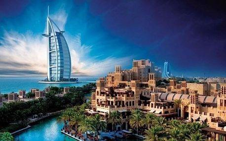 Spojené arabské emiráty - Dubaj letecky na 4-8 dnů, polopenze