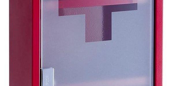 Kovová lékárnička, skříňka na léky - 3 úrovně, ZELLER