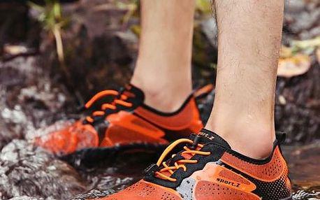Unisex barefoot obuv Ezekiel - dodání do 2 dnů