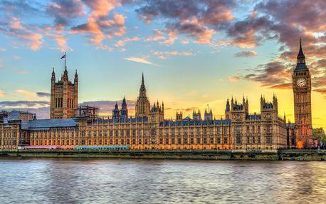 4denní zájezd do Londýna i s návštěvou ateliérů, kde se točil Harry Potter