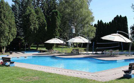 Prostřední Mlýn*** v Českém ráji: dítě zdarma včetně polopenze a bazénu