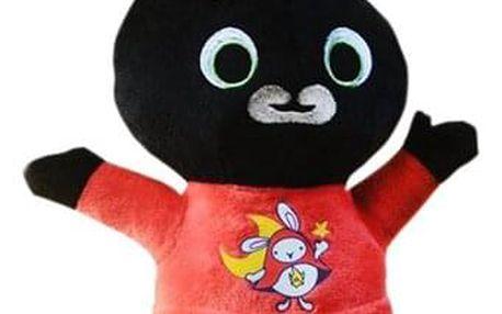 HIT! Plyšový králíček BING Typ: Bing ČERVENÝ