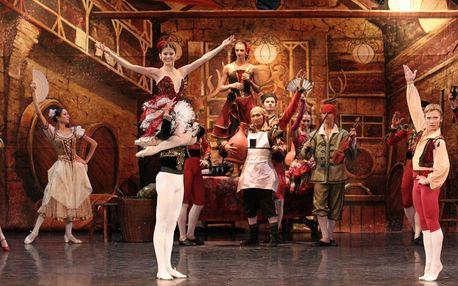 Balet Don Quijote: Ivan Vasiliev v Kongresovém centru