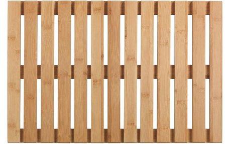 Dřevěná bambusová podložka, koupelna platforma, Wenko