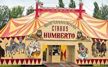 Nejslavnější Cirkus Humberto v Prostějově
