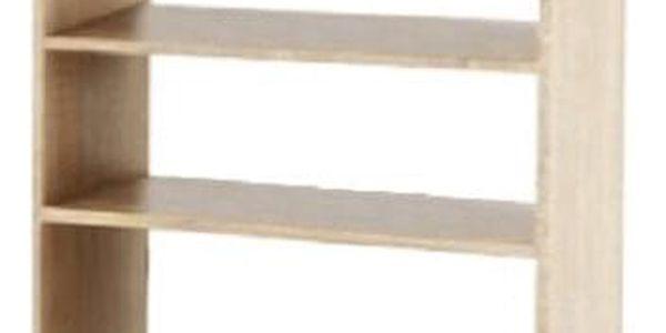 Skříňka nad pračku, dub sonoma, NATALI4
