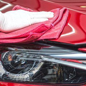 Péče o váš vůz: ruční čištění exteriéru a interiéru
