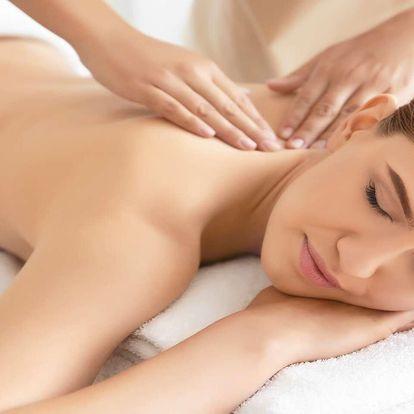 Až 50% sleva na rehabilitační masáž na Praze 1