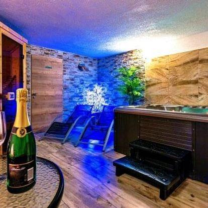 Lipno: Hotel Stará Škola na Šumavě s privátním wellness, zapůjčením kol, vstupy a polopenzí