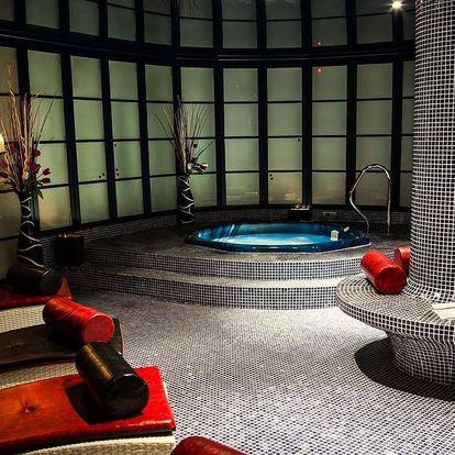 Dámská jízda s wellness, polopenzí a procedurami v hotelu Morris**** v České Lípě